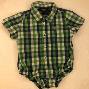 Wrangler Shirts & Tops - Short Sleeve Dress Shirt!